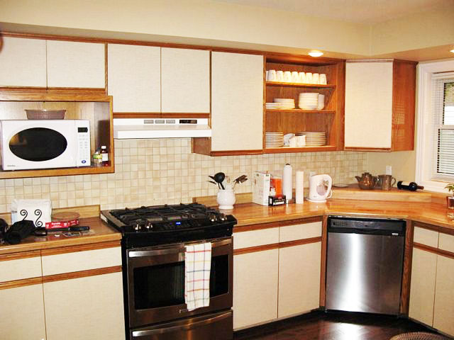 Barrie Kitchen Saver :: Refacing Gallery